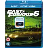 Universal Pictures Fast and the Furious 6 (Bevat UltraViolet Copy)
