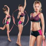 Anita sport-bh of sporthipster 'air control', 36 - grijs/pink - sporthipster