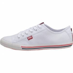 Helly Hansen Womens Oslofjord Canvas White 38/7