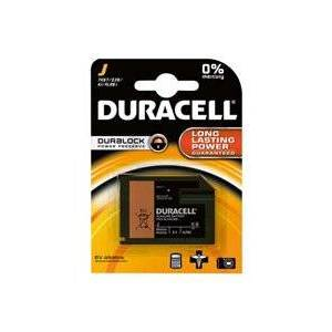 Disposable Duracell J / 7K67 / 4LR61 batteri