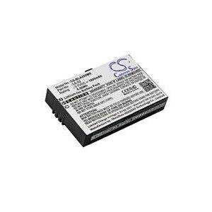Bolate Q5 batteri (1800 mAh, Sort)