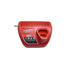 Milwaukee 2410-20 36W batterilader (10.8 - 12V, 3A)
