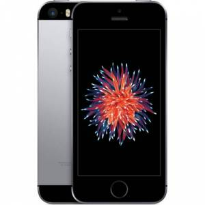 Apple iPhone SE 16GB Space Gray  (Modell A1662 GRADE A*)  DEMO* Non-Retail*