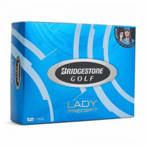 Bridgestone Lady Precept - White