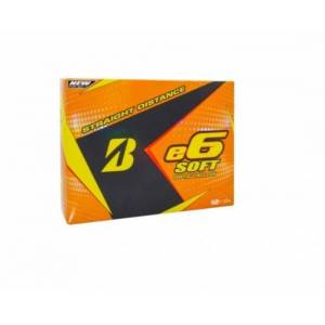 Bridgestone e6 Soft - Yellow