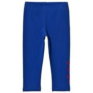 Agatha Ruiz de la Prada Brilliant Blue Love Heart Leggings 3 years