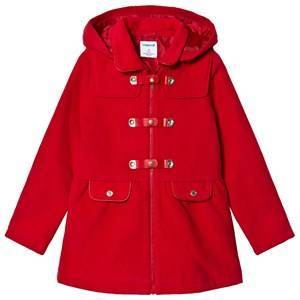 Mayoral Little Red Riding Hood Duffel Coat 6 years