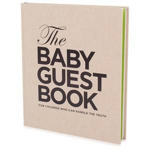 The Tiny Universe The Baby Guest Book English The Baby Guest Book English