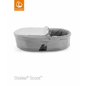 Stokke® Scoot™ Carry Cot Grey Melange