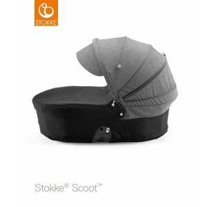 Stokke® Scoot™ Carry Cot Black