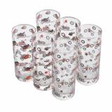 Booster Drink Glass Set (6 PCs)