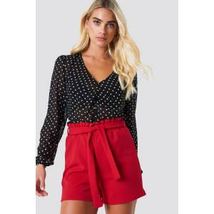 Sisters Point Noto Shorts - Red