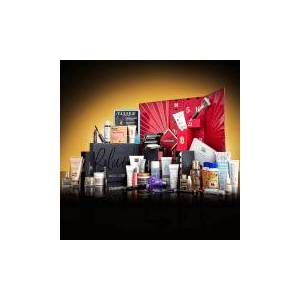 Lookfantastic Beauty Box The Ultimate Black Friday Bundle - Advent Calendar & Back for Black Limited Edition Beauty Box