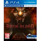 Nordisk Film AS - Spill Until Dawn: Rush of Blood VR