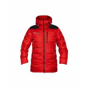 Bergans Expedition Down Light Parka Red/Black  S