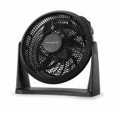 Deltaco 15743 Deltaco Air Monster Table fan, 30cm, wall-mountable, 45W, black