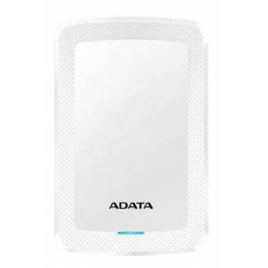 Adata AHV300-1TU31-CWH Adata  1TB External Hard drive, 10,3mm, USB 3.1, Quick start, white