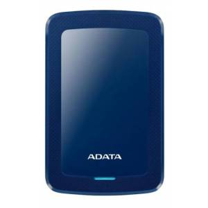 Adata AHV300-4TU31-CBL Adata  4TB External Hard drive, 19mm, USB 3.1, Quick start, blue