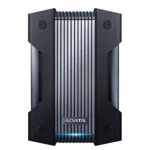 Adata AHD830-2TU31-CBK Adata  2TB External hard drive, military grade, USB 3.1, three-layer pr