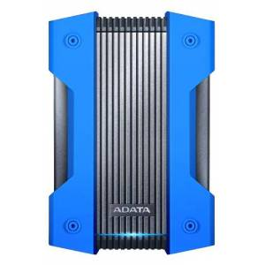 Adata AHD830-2TU31-CBL Adata  2TB External hard drive, military grade, USB 3.1, three-layer pr