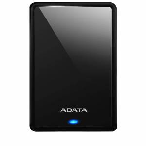 Adata AHV620S-1TU31-CBK Adata  1TB External hard drive, ultra-portable, 11,5mm, USB 3.1, black