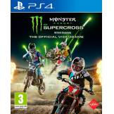Monster Energy Supercross PS4 The Official Videogame