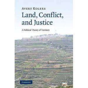 Avery Land, Conflict, and Justice (0521184126)