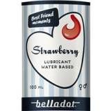 Belladot Glidmedel vattenbas strawberry 100 ml