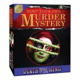 Frogs &amp: Dogs Murder Mysteries Rollspel - Death in the ring