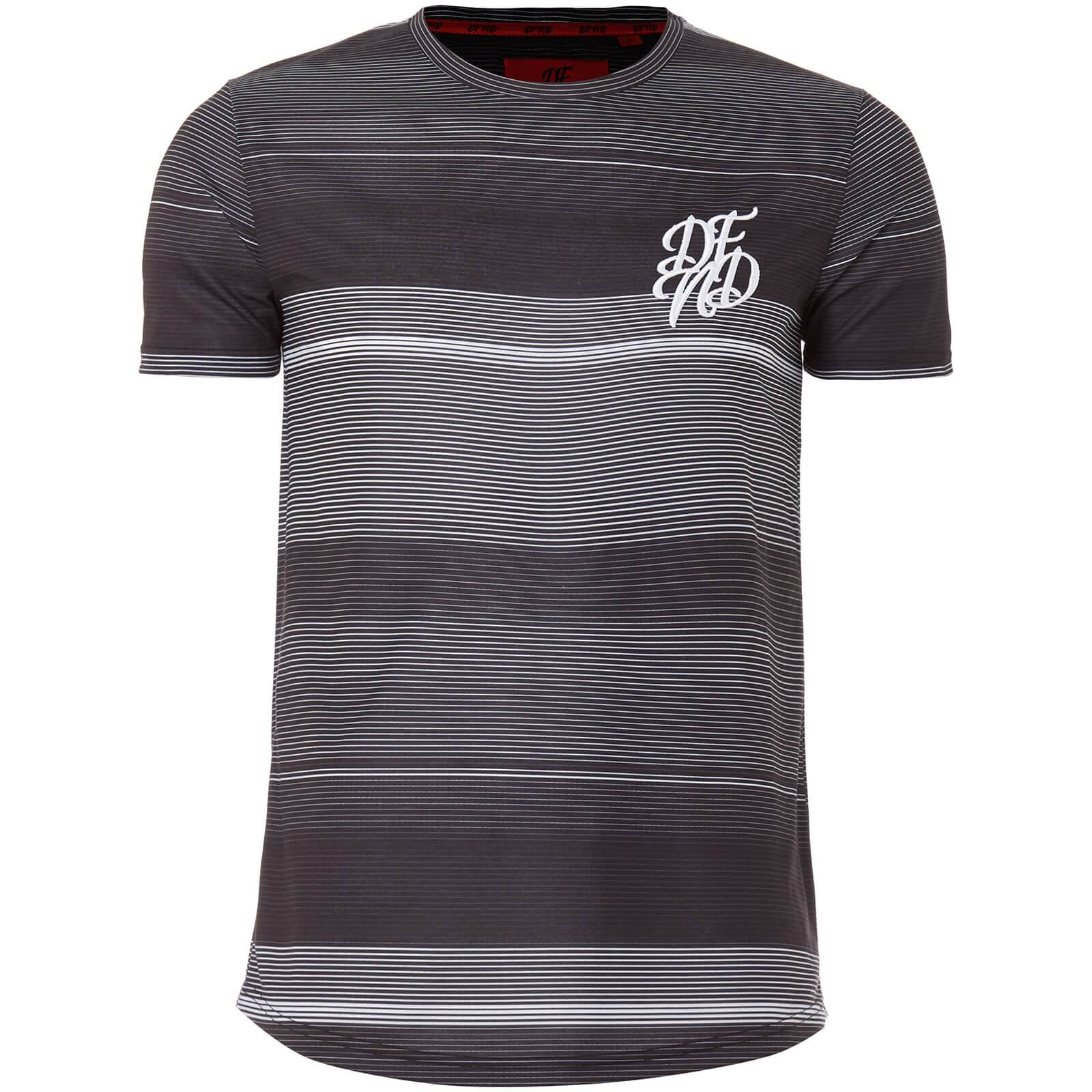 DFND Men's Flip T-Shirt - Black - S - Black