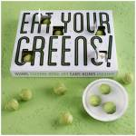 The Quirky Gift Company Eat Your Greens Chocolate Sprout Advent Calendar