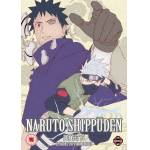 Manga Entertainment Naruto Shippuden - Box 27 (Episodes 336-348)