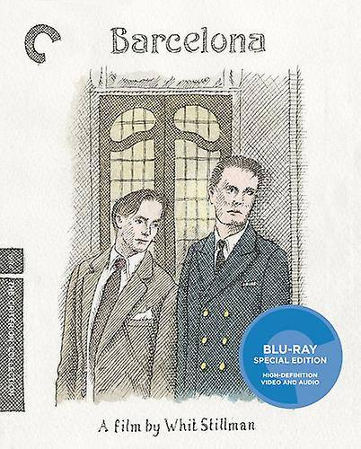 CRITERION COLLECTION Barcelona [Blu-ray] USA import