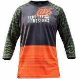 Lee Troy Lee Designs Ruckus Formation Jersey Green
