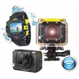 GoXtreme WiFi Pro Full HD Action Camera Black