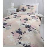 New Look Pink Floral Printed Single Duvet Set New Look (Sizes: One size)