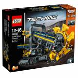 Lego Technic Power Functions Bucket Wheel Excavator