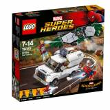 Lego Marvel Super Heroes Spiderman Beware The Vulture