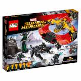 Lego Marvel Super Heroes Thor Battle For Asgard