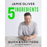 Cook Books 5 Ingredients: Quick and Easy Food