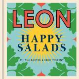 Cook Books Leon Happy Salads